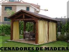 cenadores de madera - Cenadores De Madera