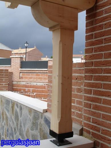 Pérgolas de madera | Pérgolas para terrazas y jardín